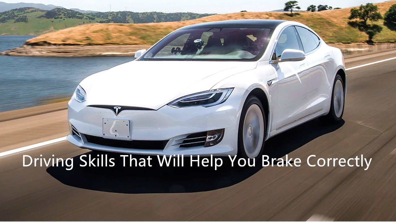 Driving skills that will help you brake correctly22