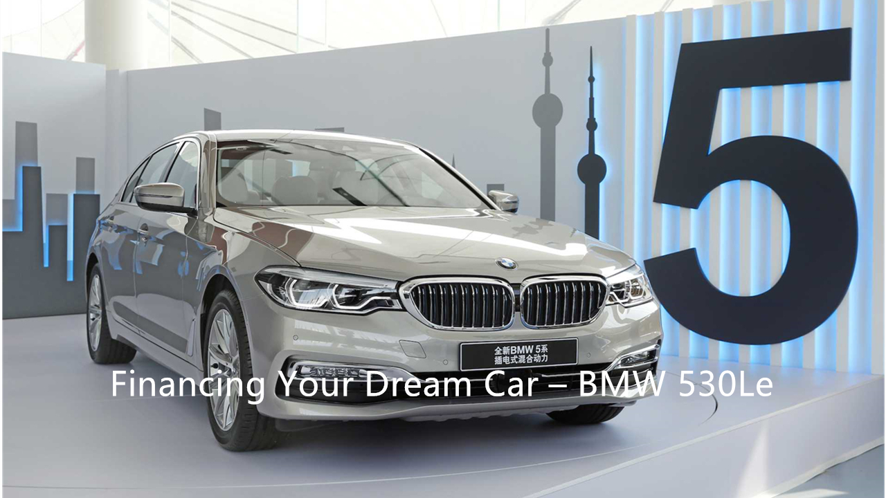 Financing Your Dream Car - BMW 530Le_12