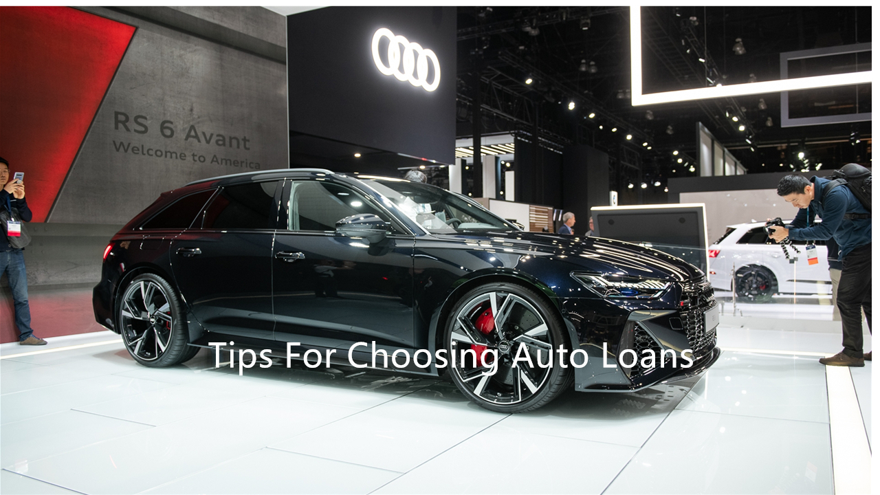 Tips For Choosing Auto Loans21